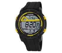 -Armbanduhr Digital Digital Plastik K5697/5
