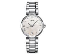Analog Automatik Uhr mit Edelstahl Armband M0222076111611