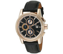 Herren- Armbanduhr Chronograph Quarz SC0257