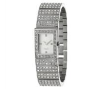 D&G Dolce&Gabbana Armbanduhr Analog Quarz Edelstahl DW0328