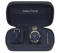 (NAVTJ) - Damen -Armbanduhr NAPVNC008