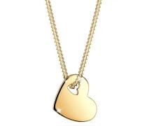 Damen-Halskette 925 Silber 45cm 0107551311_45