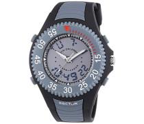 Armbanduhr STREET FASHION Chronograph Quarz Kautschuk R3251172041
