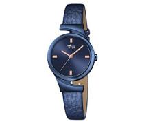 Damen Analog Uhr mit Leder Armband 18345/1
