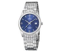 Armbanduhr XL Klassik Analog Edelstahl F8825/2