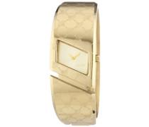 Armbanduhr Analog Quarz Edelstahl beschichtet JP101302F03