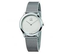 Analog Quarz Uhr mit Edelstahl Armband K3M2212Y