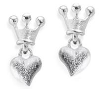 Damen- Herzohrstecker Crown of my Heart LD LP 22