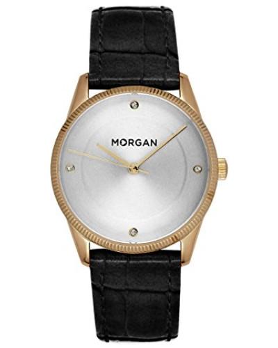 Datum Norm Quarz Uhr mit PU Armband MG 005-1BA