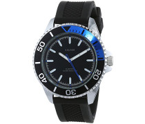 Analog Quarz Uhr mit Silikon Armband SO-3483-PQ