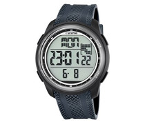 -Armbanduhr Digital Digital Plastik K5704/6