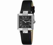 Damen-Armbanduhr Etre Envie Analog Quarz Leder