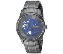 Analog Automatik Uhr mit Edelstahl Armband KC50224005