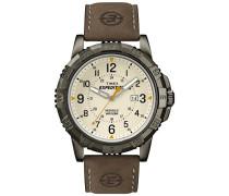 Herren-Armbanduhr Analog Quarz T49990