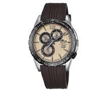 Herren-Armbanduhr Analog Quarz Plastik 18310/2