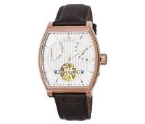 Datum klassisch Automatik Uhr mit Leder Armband BM230-305