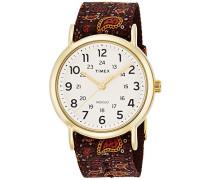 Damen Armbanduhr Analog Quarz Nylon TW2P81200