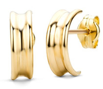 Ohrringe Damen Gelbgold 14 Karat/585 Gold