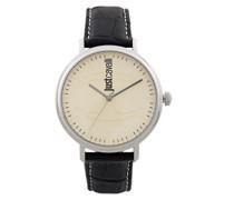 Analog Quarz Uhr mit Leder Armband JC1G012L0025