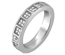 Ring Iconique Melanger Et Assortir 925 Sterling Silber