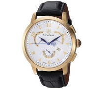 Herren- Armbanduhr Chronograph Quarz SC0230