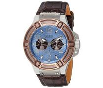 Armbanduhr Rigor Analog Quarz Leder W0040G10