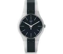 Digital Quarz Uhr mit Silikon Armband SUOW142