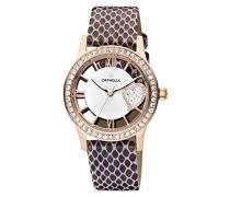 Damen-Armbanduhr Ricci Analog Quarz Leder