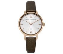 Damen-Armbanduhr Analog Quarz FC1280TRG