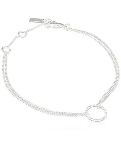 Damen-Armband Versilbert 19.5 cm - 601736032