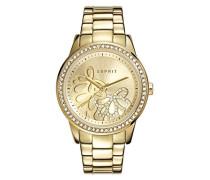 Armbanduhr klassisch Quarz Edelstahl ES108122005