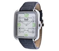 D&G Dolce&Gabbana Armbanduhr Analog Quarz Leder DW0187