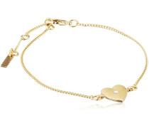 Damen-Kettenarmband Vergoldet Kristall 601822042