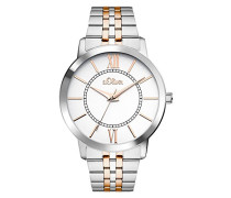 Time Damen-Armbanduhr SO-3351-MQ