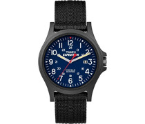 Armbanduhr Acadia Analog Quarz Textil TW4999900