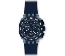 Herren-Armbanduhr Blau Hero SUIN402