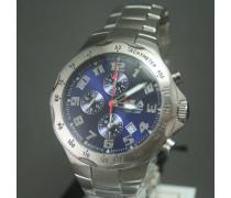 Armbanduhr Chronograph Quarz Edelstahl FA0795-32