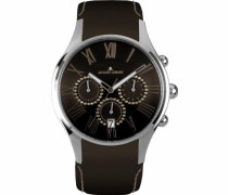 La Passion Armbanduhr Capri Chronograph Leder 1-1606L