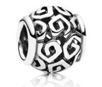 Damen -Bead Charms 925 Sterlingsilber 790464