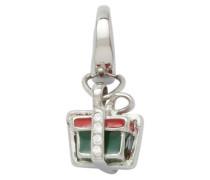 Charm Anhänger X-MAS Geschenk Glassteine JF86811040