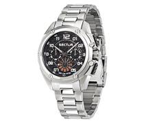 Armbanduhr 950 Analog Quarz Edelstahl R3253581005