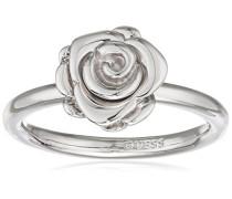 Damen-Ring Rose Messing