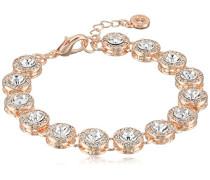 Armband, 60466633-9DH, Glas, Rose, Einheitsgröße