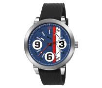 Armbanduhr Analog Quarz Kautschuk PU103361007