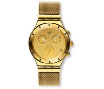 Unisex Erwachsene-Armbanduhr YCG410GB