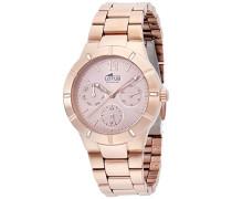 Damen-Armbanduhr Analog Quarz Edelstahl 15915/2