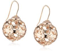 Damen-Ohrhänger Silber vergoldet ERE-ER1-R