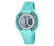 Digital Quarz Uhr mit Plastik Armband K5728/4