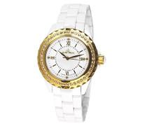 Armbanduhr Analog Quarz Premium Keramik Diamanten - STM15E5