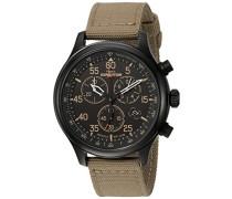 Analog Quarz Uhr mit Kein Armband TW4B10200
